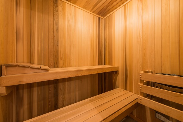 how to build a sauna in your home