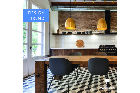 Wallmark Square Design Trend