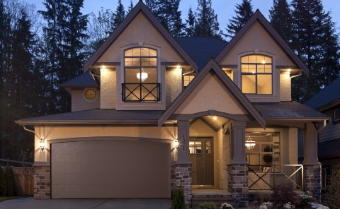 Custom Built Home Carte Blanche Exterior 2