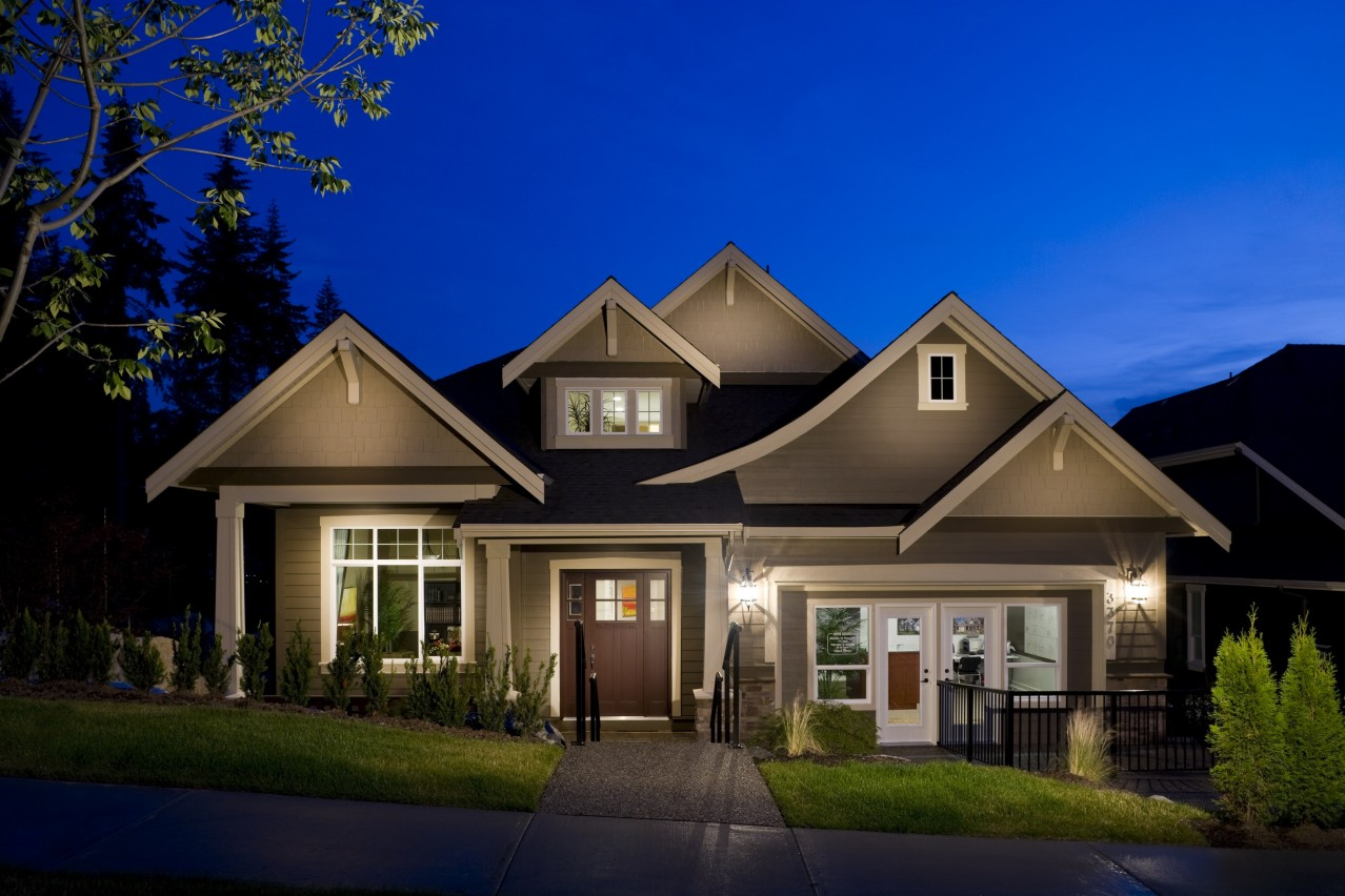 Scotch Pine, Coquitlam Custom Home