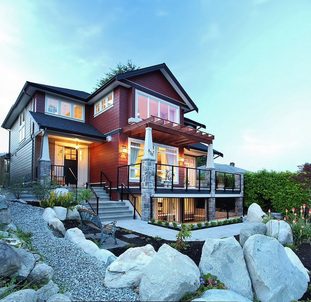 East 7th, North Vancouver Custom Home