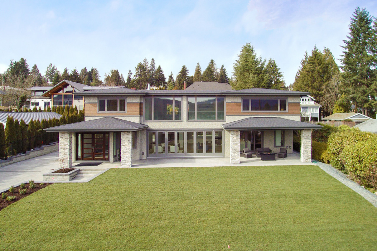 Beachview Drive - North Van Custom Home