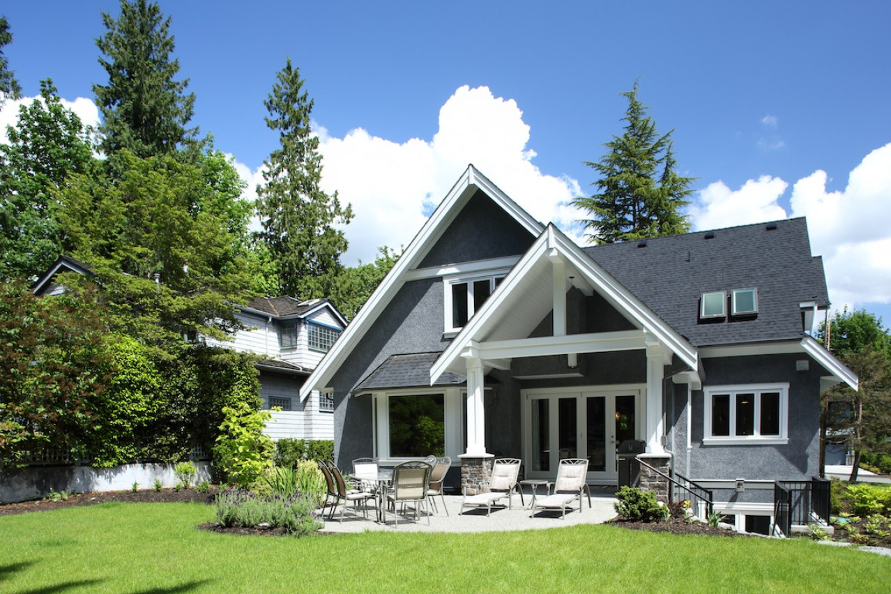 Sinclair, North Vancouver Custom Home