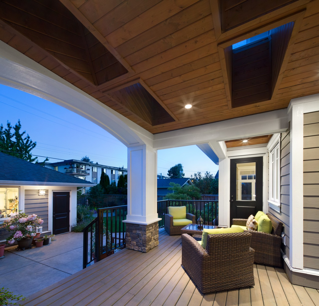 Pandora Street, Burnaby Custom Home