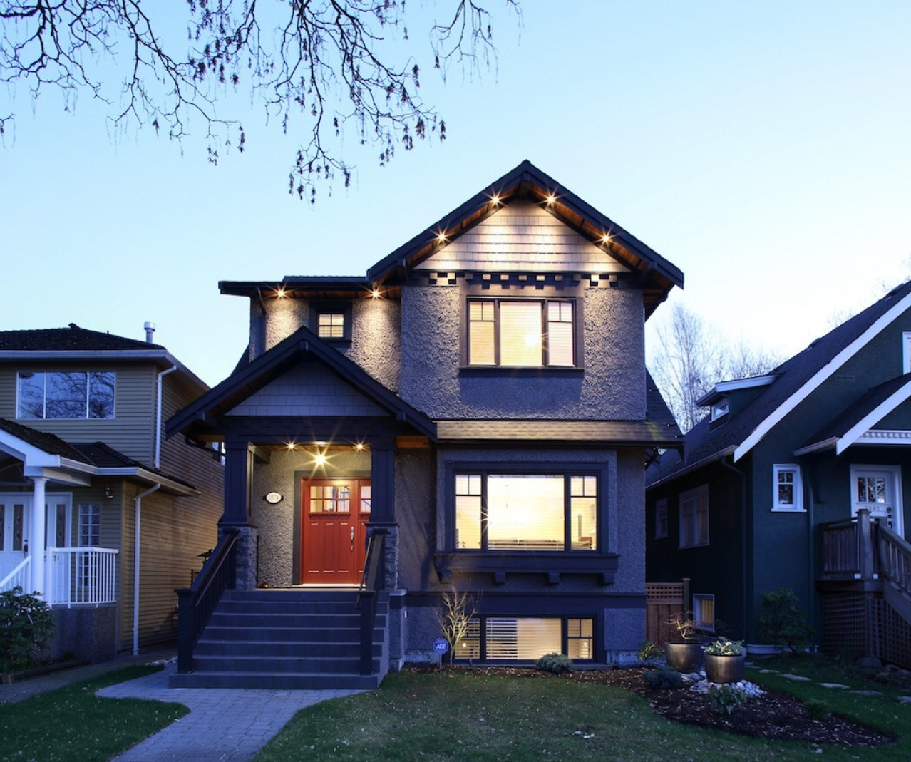 West 11th Avenue, Vancouver Custom Homes