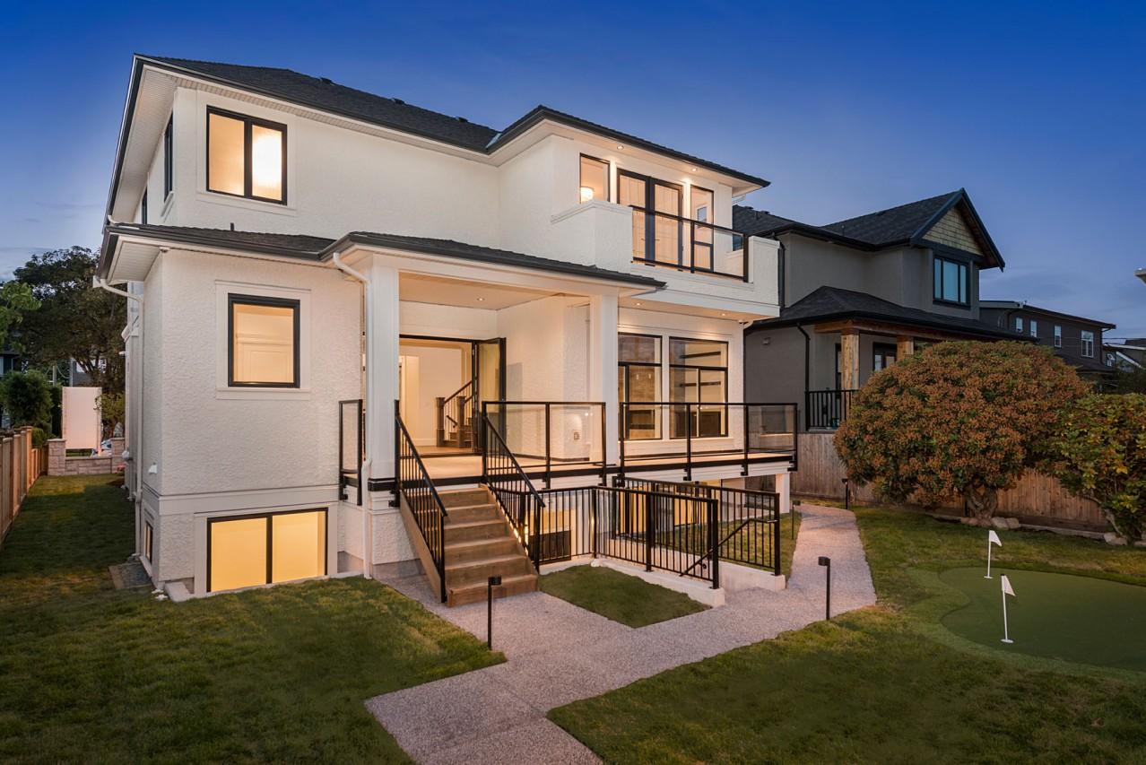Dunbar Vancouver Custom Built Home Wallmark Custom Homes