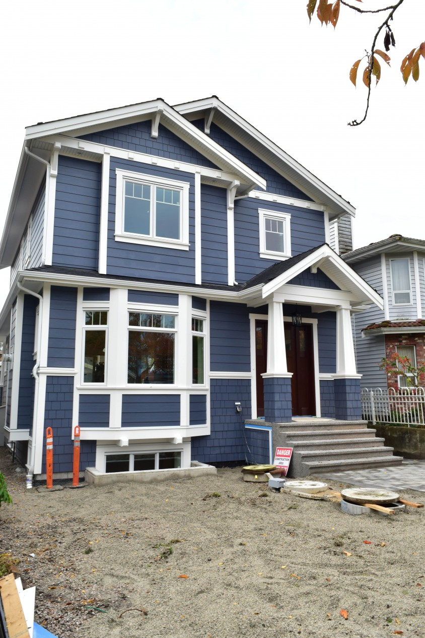Vancouver Custom built home