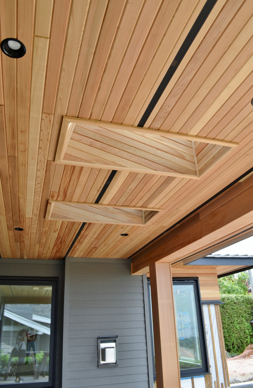 Upper Lonsdale Custom Home North Vancouver Exterior