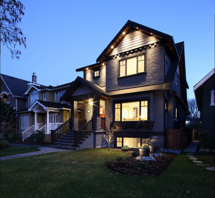 West 11th, Vancouver Custom Home