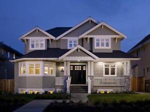 Wallmark homes custom craftsman wallmark custom homes for Exterior design vancouver wa