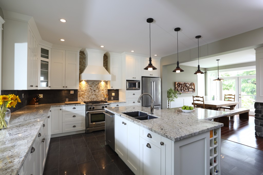 Our Recently Finished North Vancouver Custom Home Wallmark Custom Homes Vancouver Burnaby