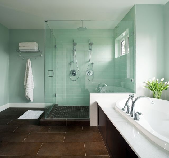 A Blissfull And Beautiful Bath Wallmark Custom Homes